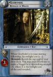 What is the name of Glorfindel's horse?