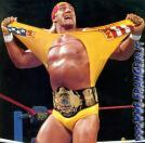 Who did Hulk Hogan retain his World Title against at Wrestling Classic?