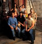 Roswell season 2: Michael, Max, Isabel, Tess, Liz, Alex, Kyle and Maria all head to Vegas for a vacation. Who gets barred from the casino for being to
