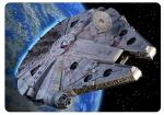 What is the name of Han Solo's ship?