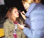 Stephanie already rocked the Bravo Super Show in Germany!