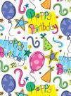Friends birthday bash! You'll be: