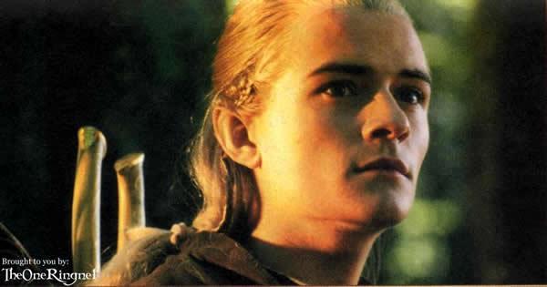 Who is your ideal man? Legolas, Aragorn or Gimli?
