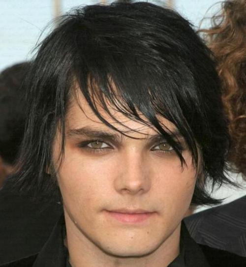 Gerard Way Green Hair