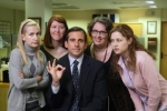 Michael Scott holds what position at Dunder Mifflin?
