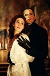 What did the Phantom give Christine for doing so well?