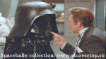 Was the director of Spaceballs actually in the movie?