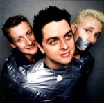 How many of Green Day's mainstream albums begin with drums?