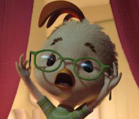Which Character From Chicken Little Are You Most Like