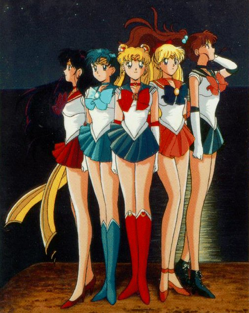 Which Sailor Moon Character Are You Most Like?