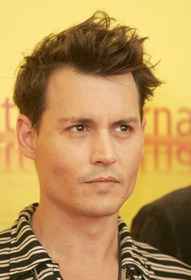 Miraculous Johnny Depp Hairstyles For Women Draintrainus