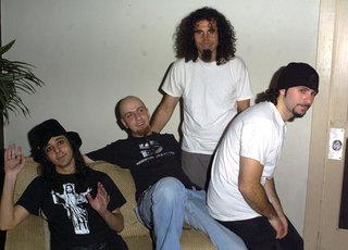 System Of A Down Members
