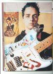 What is the name of the guitar that Billie Joe's dad gave him before he died?