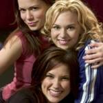 What is the name of Brooke Cheerleading rival at the Season 1 Cheer competition?