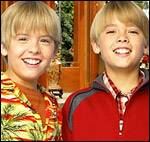 I am a singer at the Tipton Hotel and have twin boys who cause chaos. Who am I?