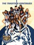 Who was the UConn women's team first star?