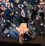 """Who is the artiste of Jeff Hardy's theme """"Not enough""""?"""