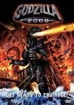 "How many blasts of thermonuclear energy did Godzilla (Gojira) use in ""Godzilla 2000""?"