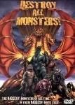 """What monster was first on the Mount Fuji battlefield in """"Destroy All Monsters""""?"""