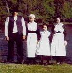Because of the Amish restricted gene pool...what is happening?