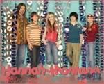 Who plays Hannah Montana's brother Jackson Stewart?