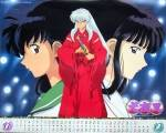 Which two girls does Inuyasha like?