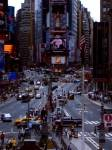 Which intersection is Times Square located in?