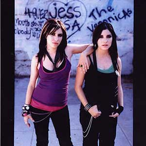 the veronicas guitar
