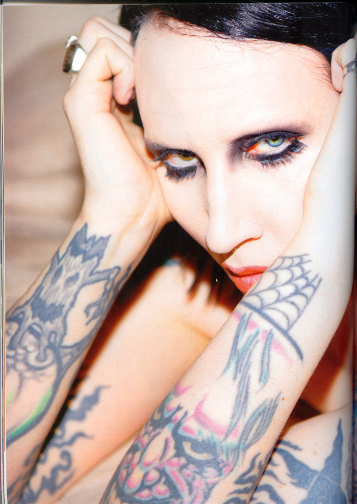 Marilyn manson nackt picture 70