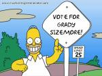 Grady Sizemore FOR THE ULTIMATE FAN