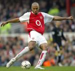 Thierry Henry scored the record number of goals for Arsenal