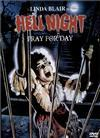 """What was the name of the main character, played by Linda Blair (we're not worthy), in the horror flick """"Hell Night""""?"""