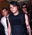Gerard's middle name is Anthony.