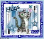 Cats hate hugs.