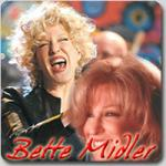 Which year is Bette Midler born?