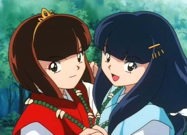 Minor Characters Of Inuyasha