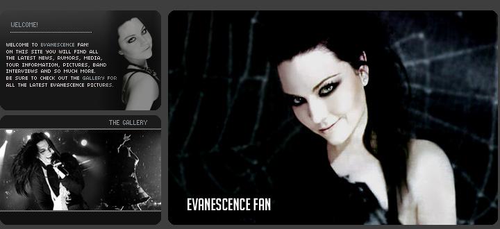 evanescence  lyrics