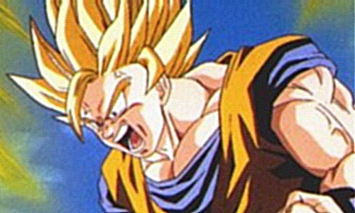 Your a Saiyan, but how far can you Power up? Super Saiyan 2. Super Saiyan 3