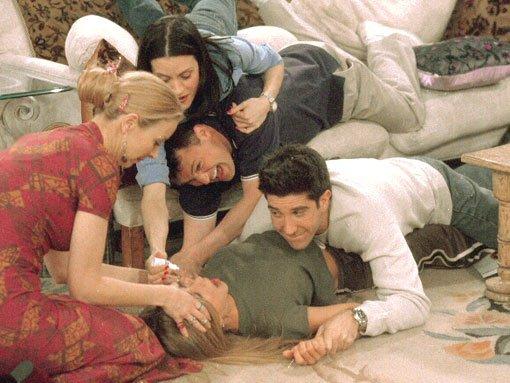 When Does Monica Start Hookup Richard