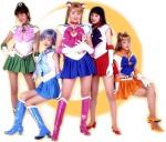Who is Sailor Senshi Leader?