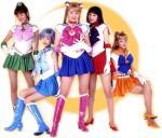 Who is Sailor Senshi Leader?