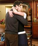 What item does Rachel have that Ross says 'completes his kitchen'?