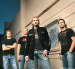 What are the names of the guys from Nickelback?
