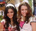 Are Gabriella and Sharpay really close friends in the movie?