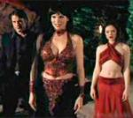 Which one of the Charmed ones is turned into a Vampire?