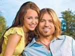 What is Miley's dad's name?