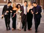 Which series did Monica and Chandler get married?