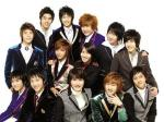 Super Junior's pre-debut performance was to which two songs? These songs were shown as a segment of Super Junior Show, their first TV documentary