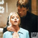 "On ""The Harvest"" where does Buffy kill Luke the vampire?"