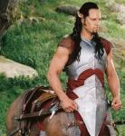 What is the name of the chief centaur in the movie(s)?